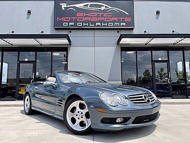 2005 Mercedes-Benz SL500 for sale 101552751