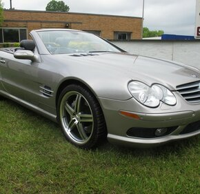 2005 Mercedes-Benz SL600 for sale 101171004