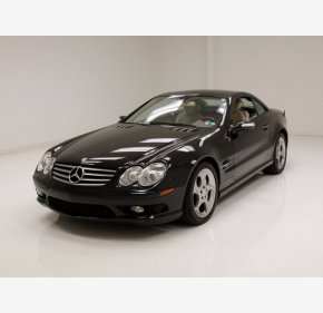 2005 Mercedes-Benz SL600 for sale 101344678