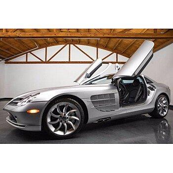 2005 Mercedes-Benz SLR for sale 101447628
