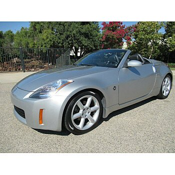 2005 Nissan 350Z Roadster for sale 101201929