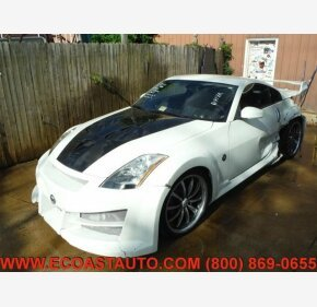 2005 Nissan 350Z Coupe for sale 101326306