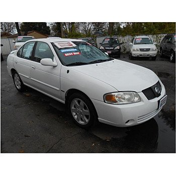 2005 Nissan Sentra for sale 101250800
