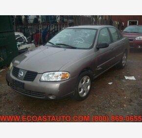 2005 Nissan Sentra for sale 101326235