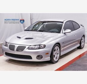 2005 Pontiac GTO for sale 101097795