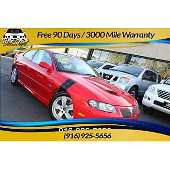 2005 Pontiac GTO for sale 101126022