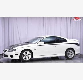 2005 Pontiac GTO for sale 101329553