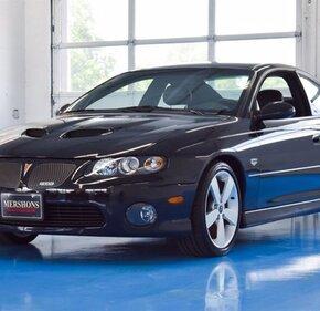 2005 Pontiac GTO for sale 101345440