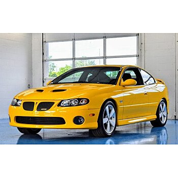 2005 Pontiac GTO for sale 101360478