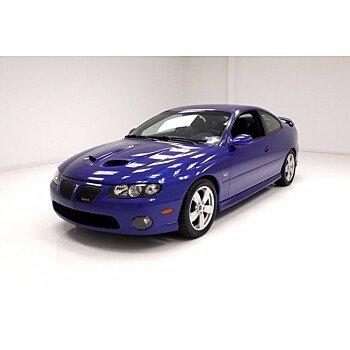 2005 Pontiac GTO for sale 101385991
