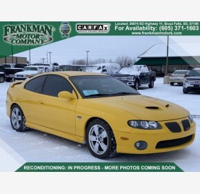 2005 Pontiac GTO for sale 101444225