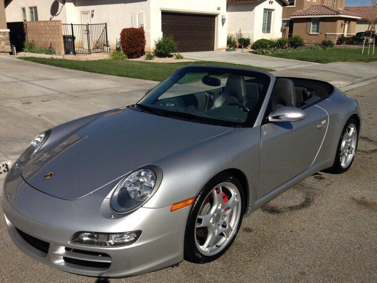 2005 Porsche 911 Cabriolet for sale 100746693