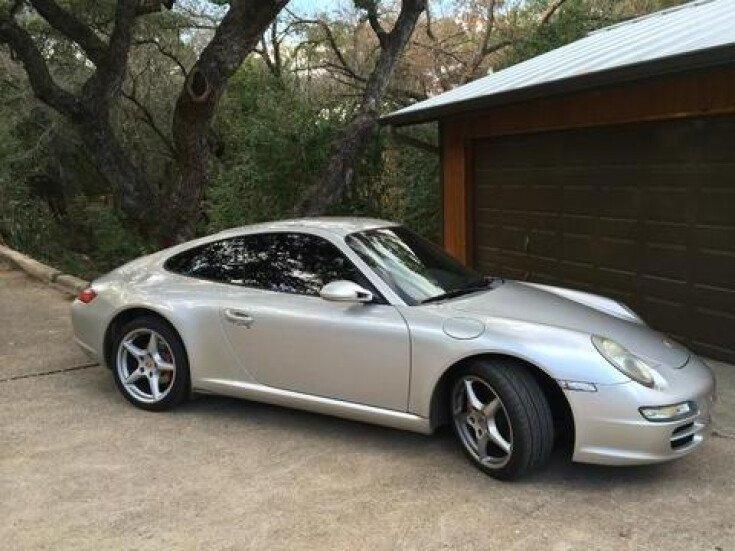 2005 Porsche 911 Coupe for sale 100752228