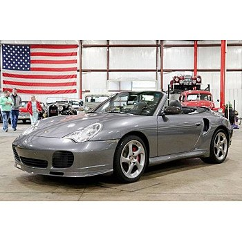 2005 Porsche 911 Cabriolet for sale 101150156