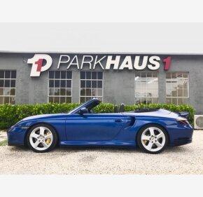 2005 Porsche 911 Cabriolet for sale 101186262