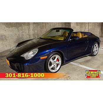 2005 Porsche 911 Cabriolet for sale 101186314