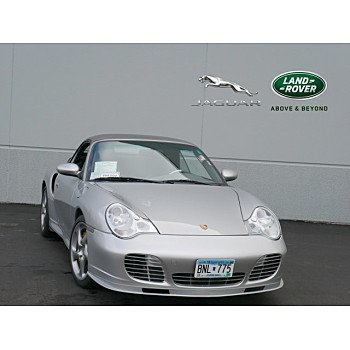 2005 Porsche 911 Cabriolet for sale 101191125