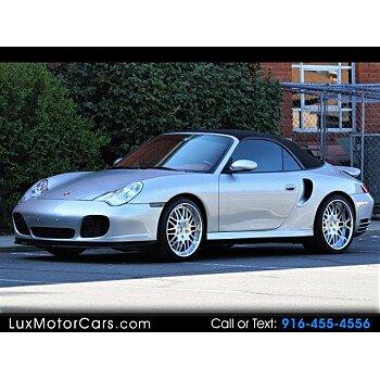 2005 Porsche 911 Cabriolet for sale 101206439