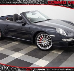 2005 Porsche 911 Cabriolet for sale 101242652