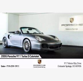 2005 Porsche 911 for sale 101375574