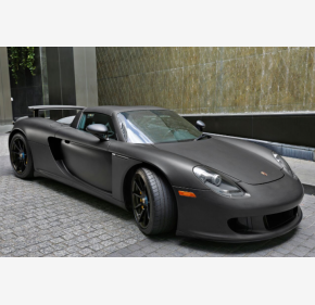 2005 Porsche Carrera GT for sale 100880680