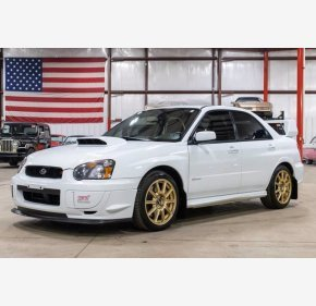 2005 Subaru Impreza WRX for sale 101358332