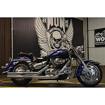 2005 Suzuki Boulevard 1500 for sale 200644503