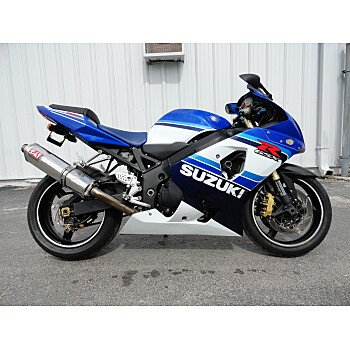 2005 Suzuki GSX-R600 Anniversary for sale 200508628