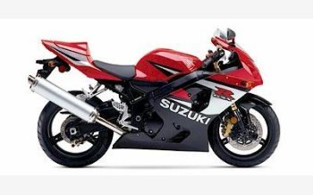 2005 Suzuki GSX-R600 for sale 200549968