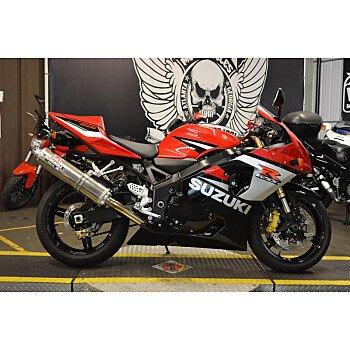 2005 Suzuki GSX-R600 for sale 200647490