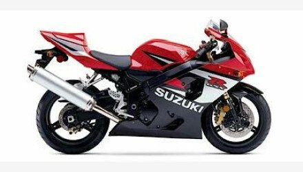2005 Suzuki GSX-R600 for sale 200699493