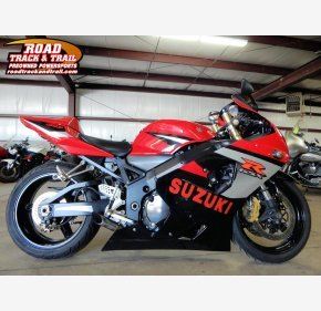 2005 Suzuki GSX-R600 for sale 200709877