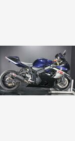 2005 Suzuki GSX-R600 for sale 200729605
