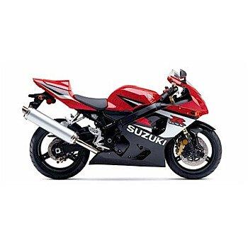 2005 Suzuki GSX-R600 for sale 201079523