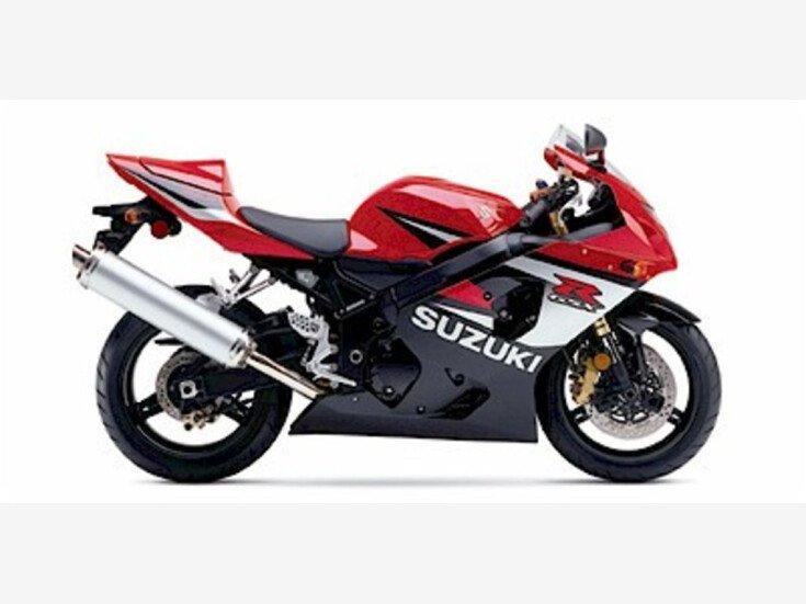2005 Suzuki GSX-R600 for sale 201099027