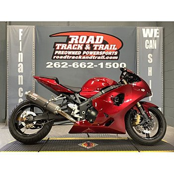 2005 Suzuki GSX-R750 for sale 200801036