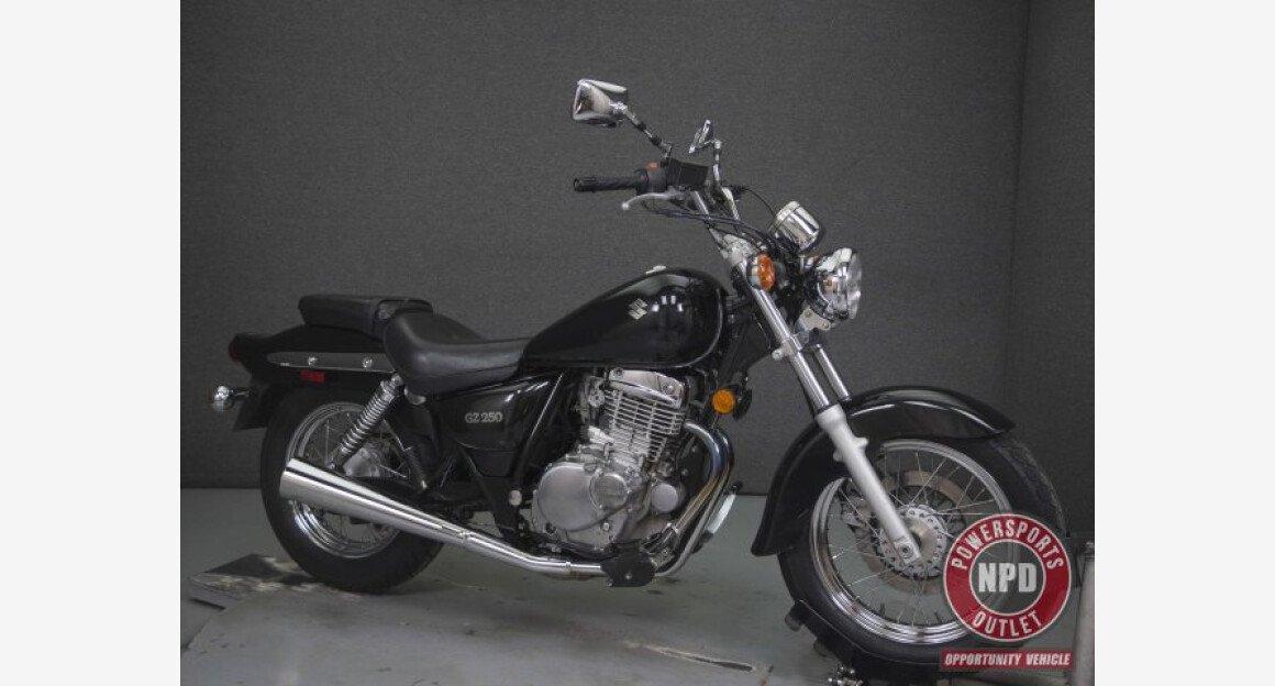 2005 Suzuki GZ250 for sale 200628901