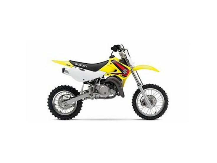 2005 Suzuki RM100 65 specifications