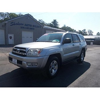 2005 Toyota 4Runner 4WD for sale 101018997