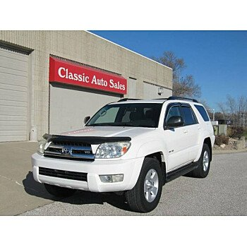 2005 Toyota 4Runner 4WD for sale 101057323