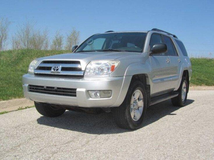 Performance Toyota Omaha >> 2005 Toyota 4runner 4wd For Sale Near Omaha Nebraska 68164