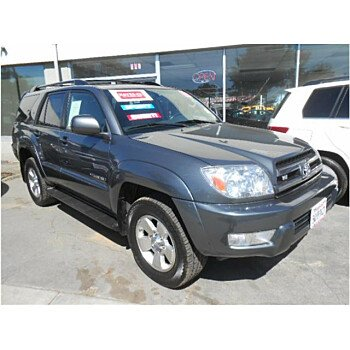 2005 Toyota 4Runner 4WD Limited for sale 101206394