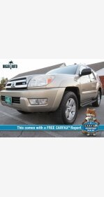 2005 Toyota 4Runner 4WD for sale 101223500