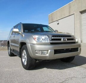 2005 Toyota 4Runner 4WD Limited for sale 101291388