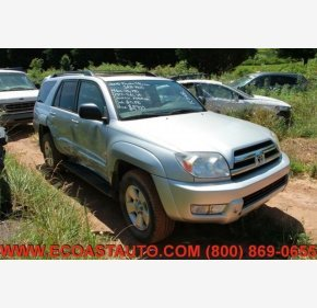 2005 Toyota 4Runner 4WD for sale 101326185