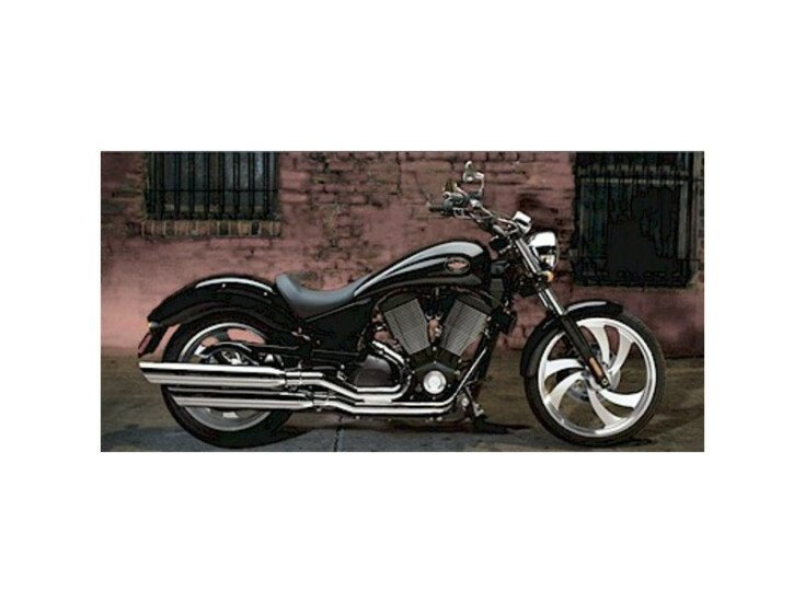 2005 Victory Vegas 8-Ball specifications