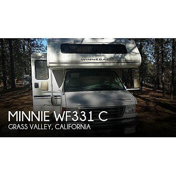 2005 Winnebago Minnie for sale 300212198