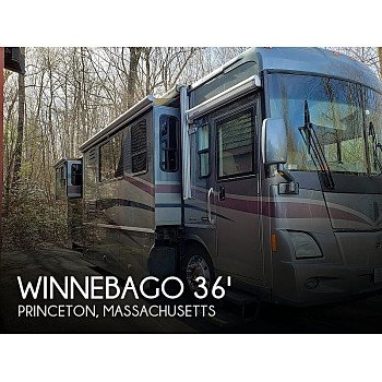 2005 Winnebago Vectra for sale 300224057
