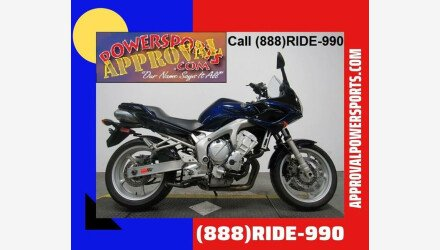2005 Yamaha FZ6 for sale 200746344