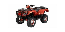 2006 Arctic Cat 500 4x4 Automatic LE specifications